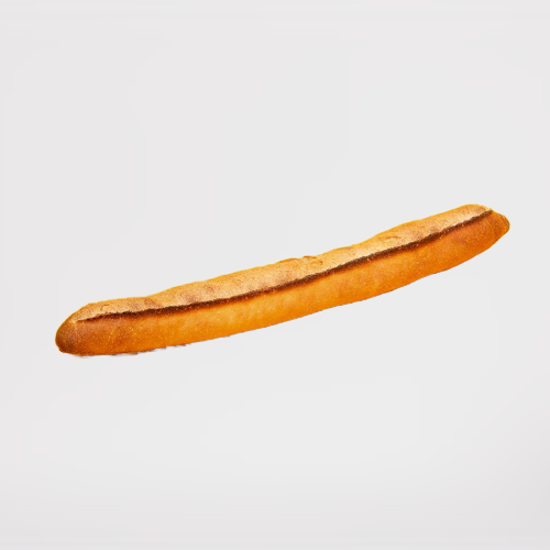 Baguette sur Poolish