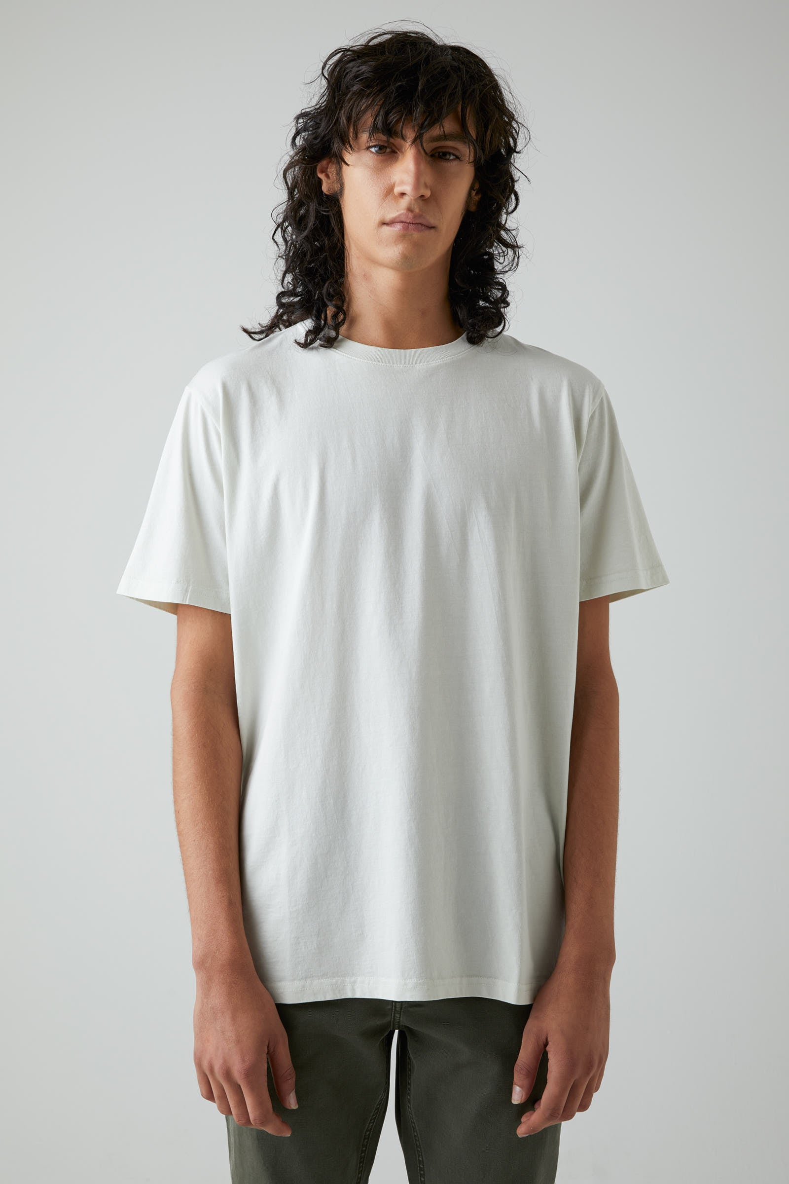 Band Tee - Off White