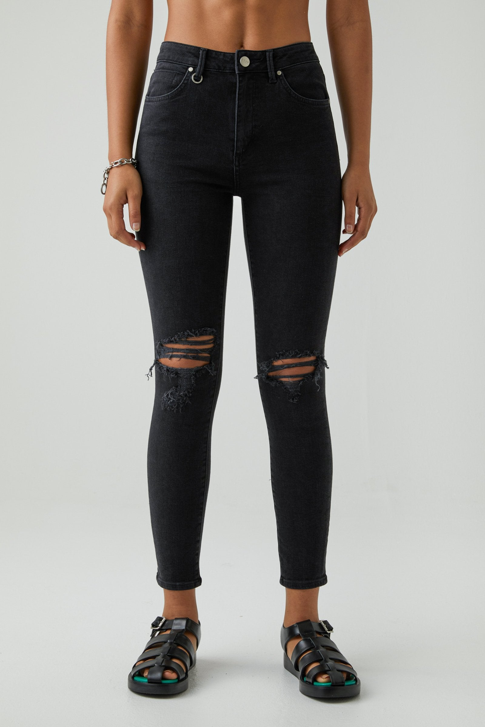 Marilyn Skinny Busted Black