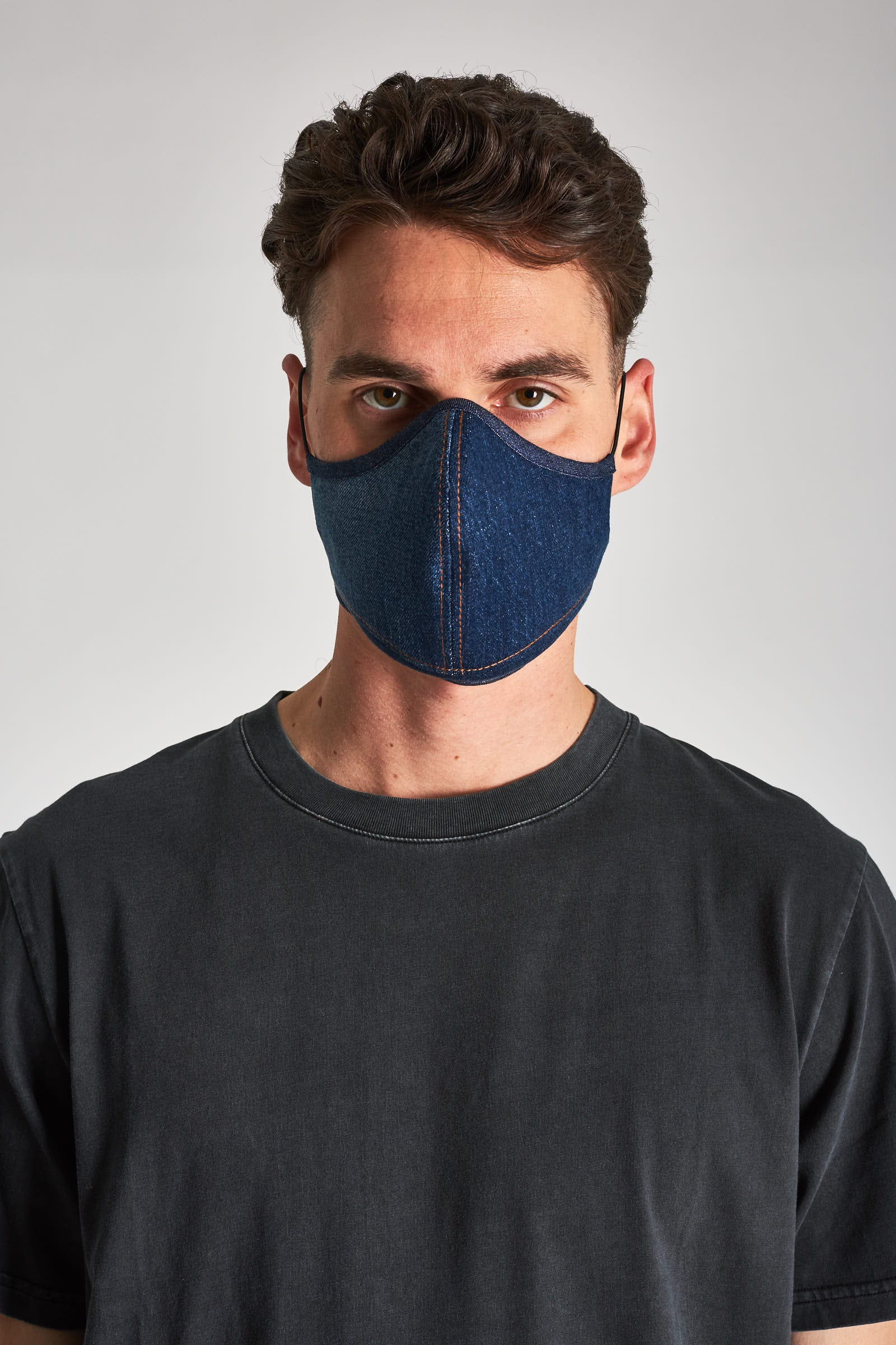 Neuw Denim Face Mask - Indigo