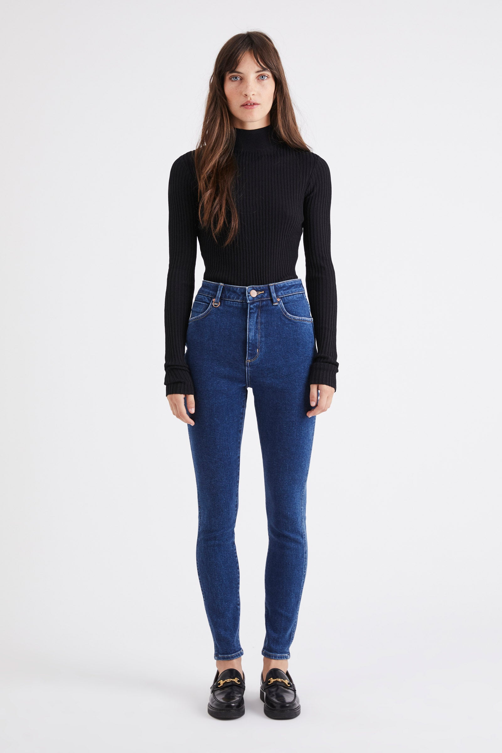 Marilyn Skinny - Zero Model Blue