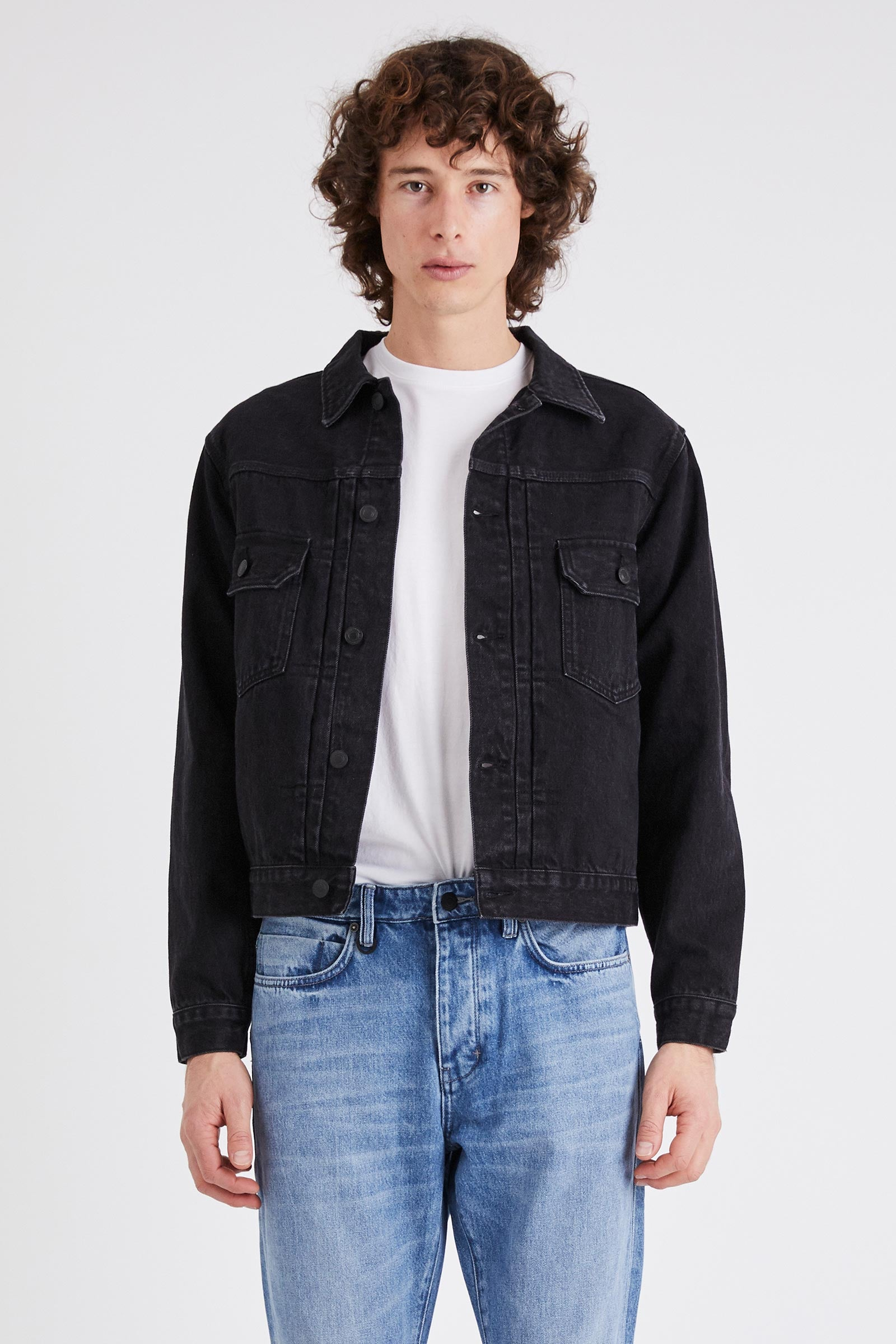 Type 2 Jacket-Zero Black