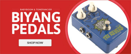 biyang effects pedals