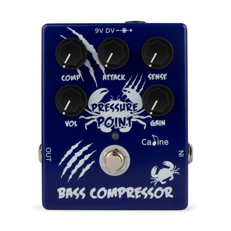 Caline CP-45 Pressure Point Bass Compressor