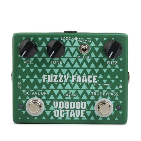 Caline CP-53 Voodoo Octave Fuzzy Faace