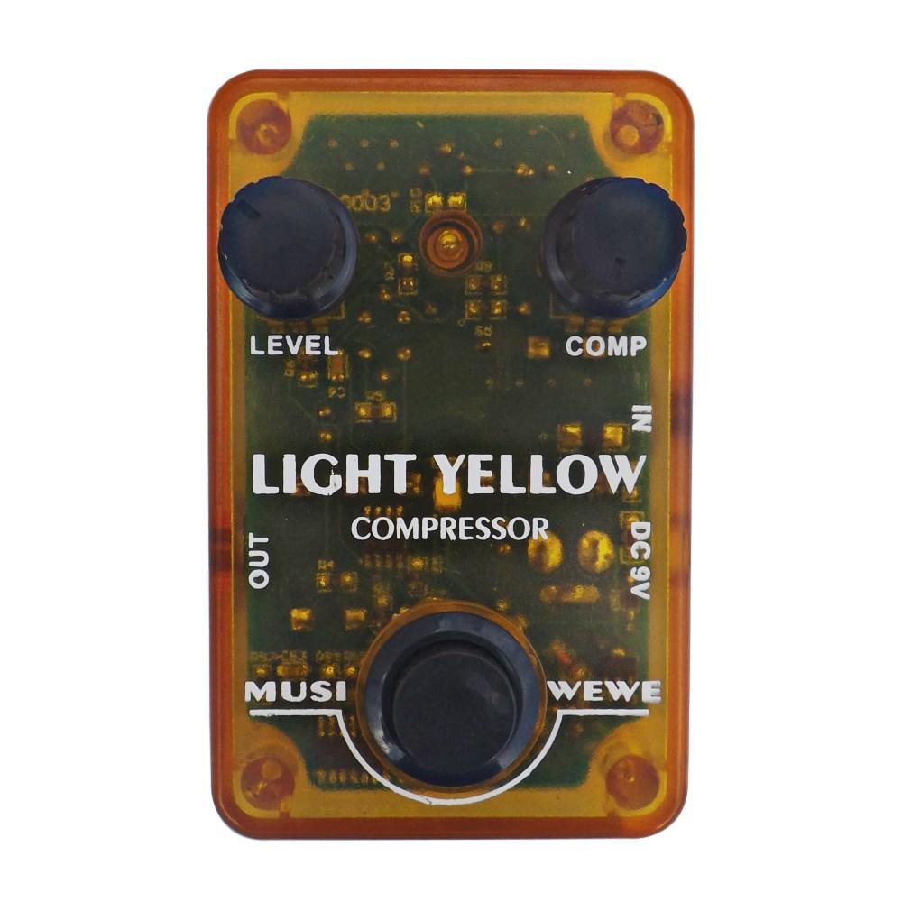Musiwewe Light Yellow Compressor