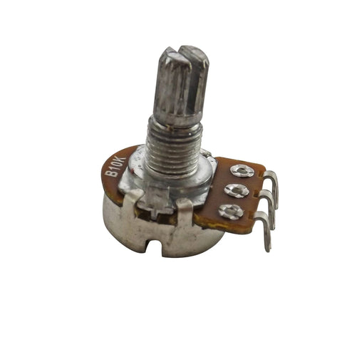 B10k Split Shaft Linear Rotary Potentiometer