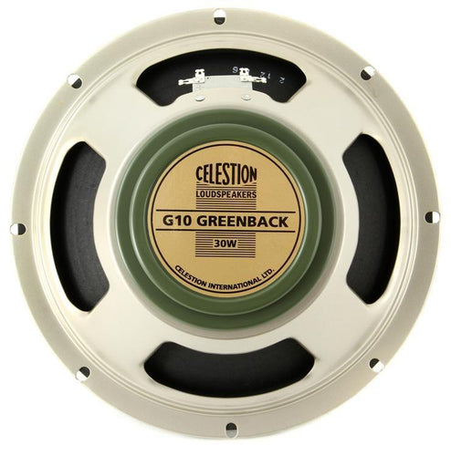 Celestion Greenback G10 30w
