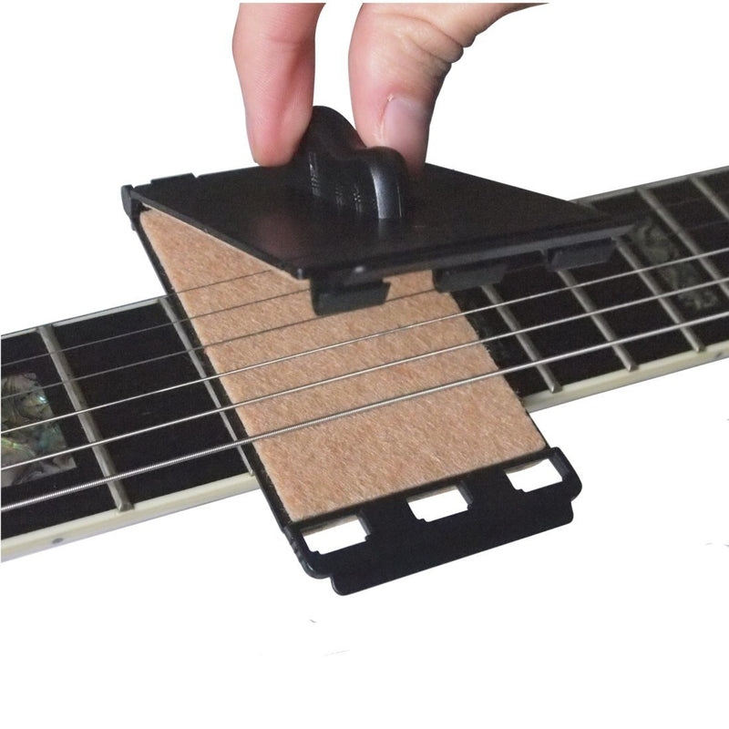Guitar String & Fretboard Cleaner