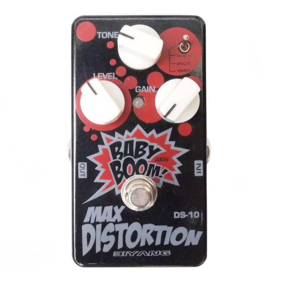 ds-10 front max distortion