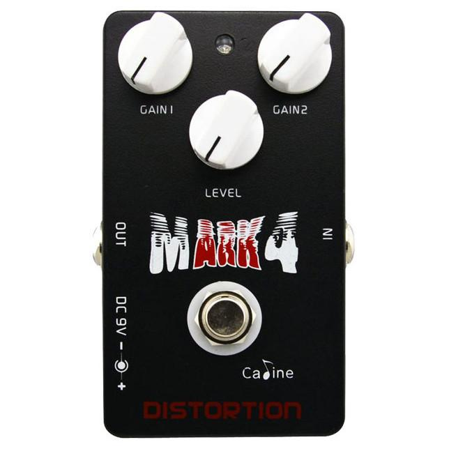 Caline CP-16 Mark 4 Distortion