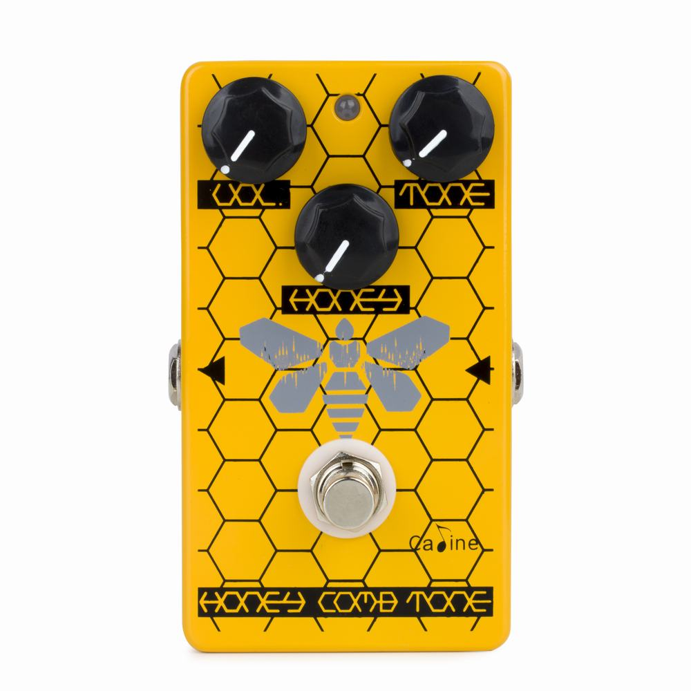 Pedal - Caline CP-84 The Honeycomb Tone Overdrive