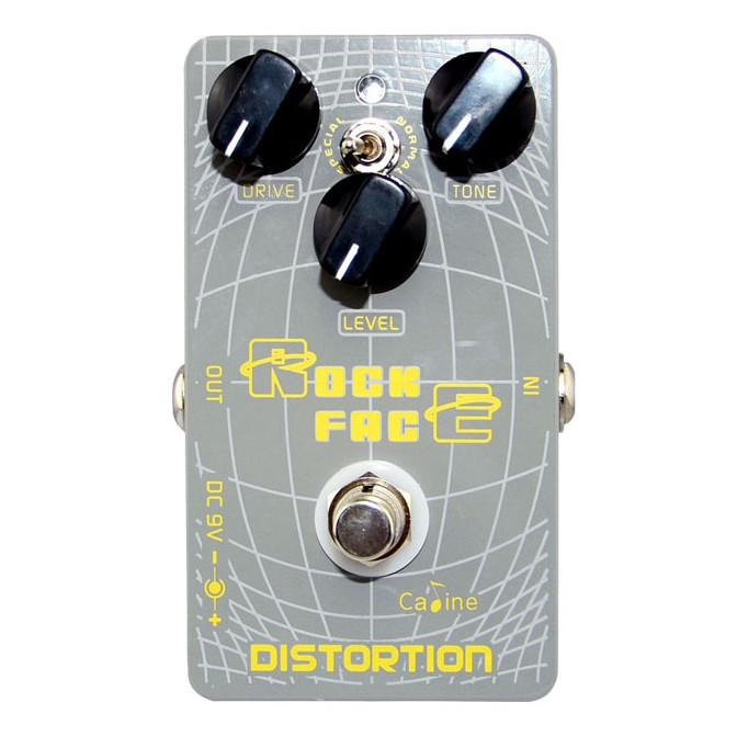 Caline CP-21 Rock Face Distortion