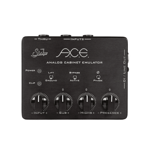 Suhr A.C.E. Analog Cabinet Emulator International