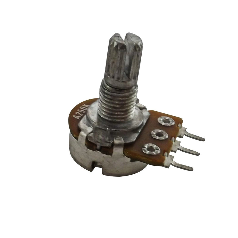 A250k Split Shaft Log Rotary Potentiometer