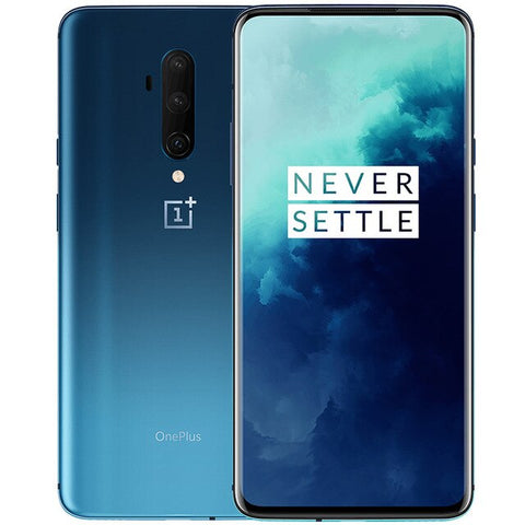 OnePlus 7T Pro 4G Mobile Phone 6.67' Snapdragon 855 Plus Octa Core Ninghtscape 3120x1440 IPS 8GB RAM 256GB ROM 48MP Cellphones