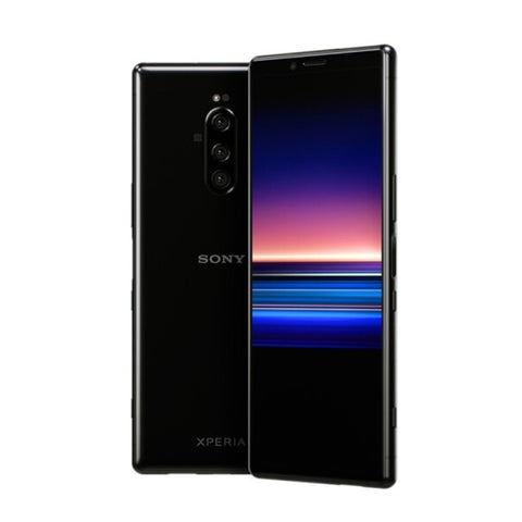 "New Sony Xperia 1 J9110 Mobile Phone 6.5"" 6GB RAM 128GB ROM Snapdragon 855 Octa Core Android 9 IP68 waterproof dual SIM phone"