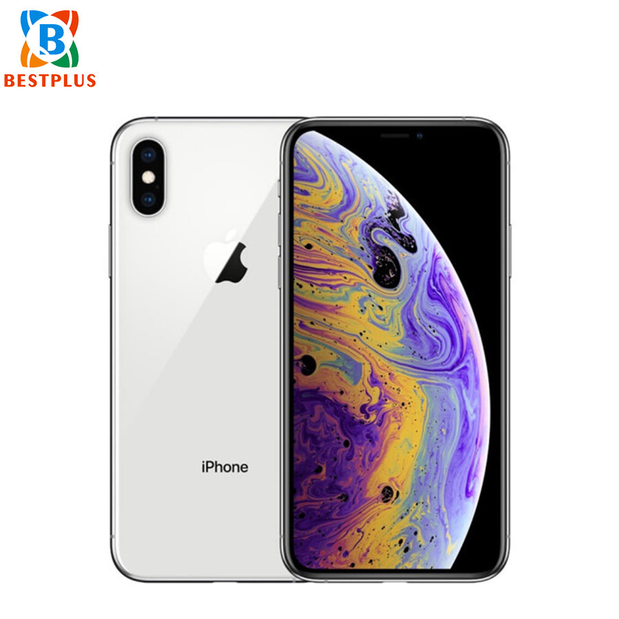 "Original New Activated Apple iphone XS MAX A1921Mobile Phone 6.5"" 4GB RAM 64/256/512GB ROM IP68 dustproof waterproof Face ID"