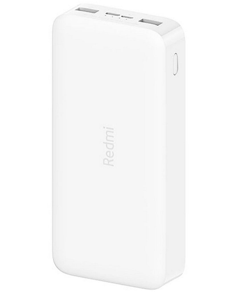 Power Bank Xiaomi Redmi Power Bank 20000mAh White (EU)