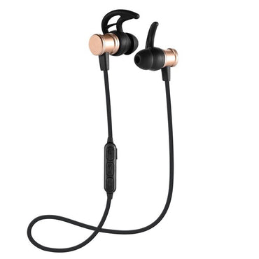 50 pcs Magnetic Wireless Bluetooth Earphone Stereo Sports Earbuds Wireless in-ear Headset with Mic For IPh/Xiaomi/OPPO/VIVO/PC