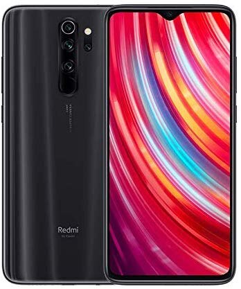 Phone Xiaomi Redmi Note 8 Pro, Gray Color (Grey), 64 GB of Internal Memory 6 GB RAM, Dual SIM, Global Version.