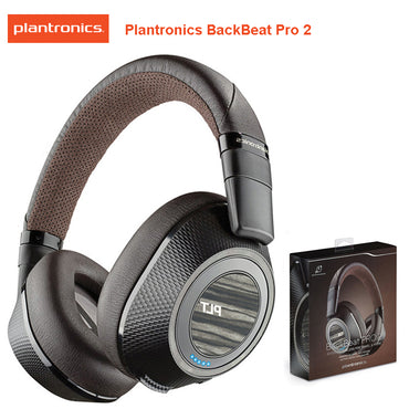 NEW PLANTRONICS BACKBEAT PRO 2 Wireless Headphones Noise Canceling Bluetooth Earphone + Mic with Rich Immersive Audio for Xiaomi