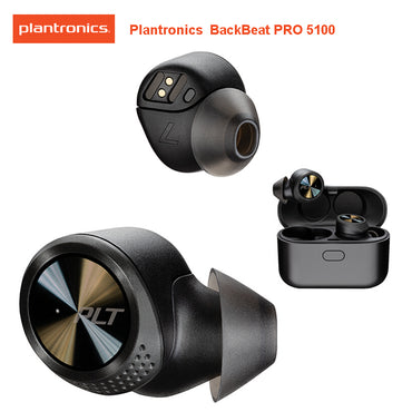 NEW PLANTRONICS BACKBEAT PRO 5100 True Wireless Earbud Bluetooth 5.0 Chargeable For Samsung Huawei Xiaomi Support Official Test