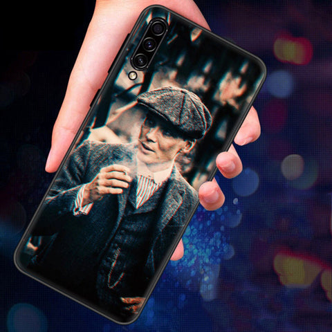Desxz Peaky Blinders Silicone phone case for Samsung Galaxy A10 A20 A30 A40 A50 A60 A70 A10S A20 S A40S TPU Cover