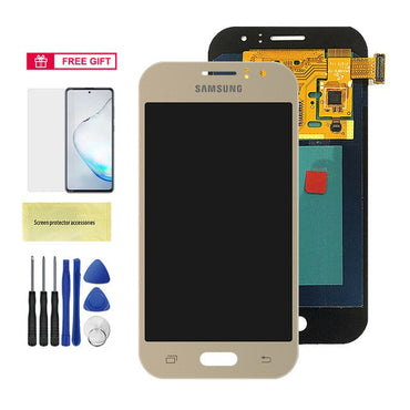 100% Tested For Samsung Galaxy J1 Ace LCD Display For Samsung J110 J111 J111F J111M J110FN Digitizer Sensor Assembly Replacement
