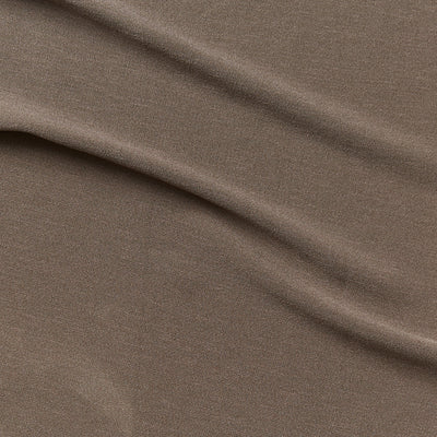 Ace stretch polyester spandex taupe