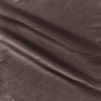bella mocha silk cotton blend