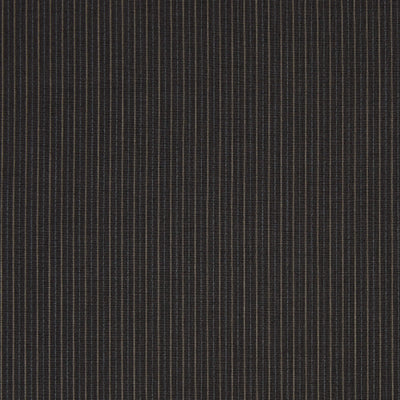 monza charcoal Pin striped wool blend