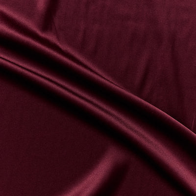 STRETCH SILK SATIN