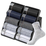 New  Men's fashion best quality Odor-proof cotton long  socks wholesale casual OL business socks 20pcs=10pair
