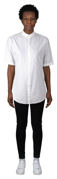 Zen button up