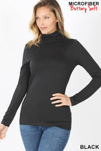 Load image into Gallery viewer, Essential Turtle Neck (3 Color Options)