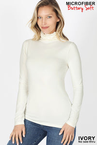 Essential Turtle Neck (3 Color Options)
