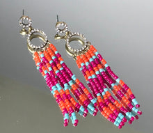 Load image into Gallery viewer, Lily Boho Earrings