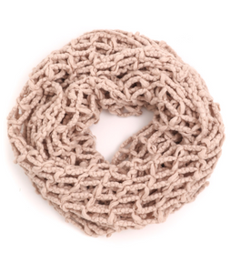 Mesh Infinity Scarf