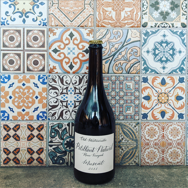 Old Westminster Winery 2018 Muscat Pet Nat