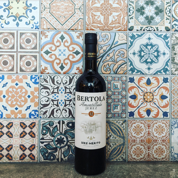 Diez Merito 'Bertola' Amontillado Sherry (750 ml)