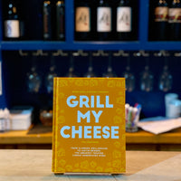 Grill My Cheese by Nisha Patel and Nishma Chauhan