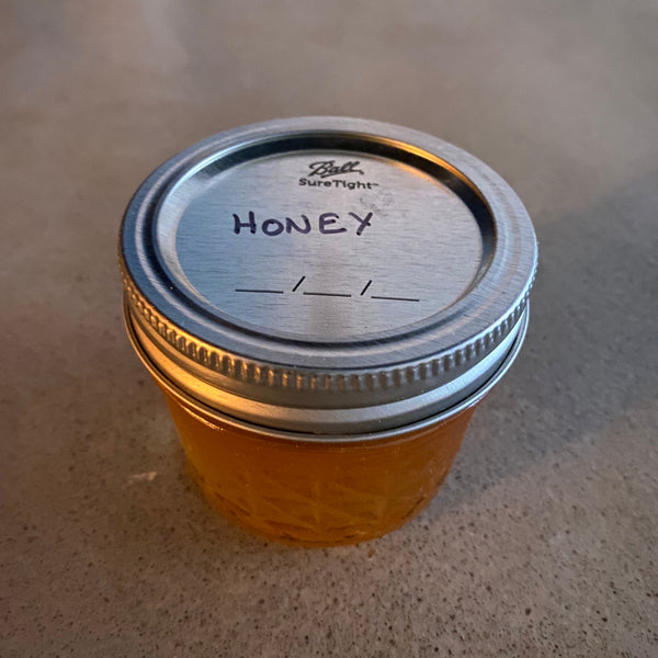 Clover honey (4 oz)