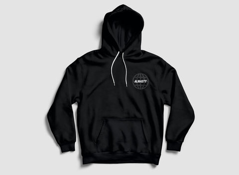 Global Outline Hoodie