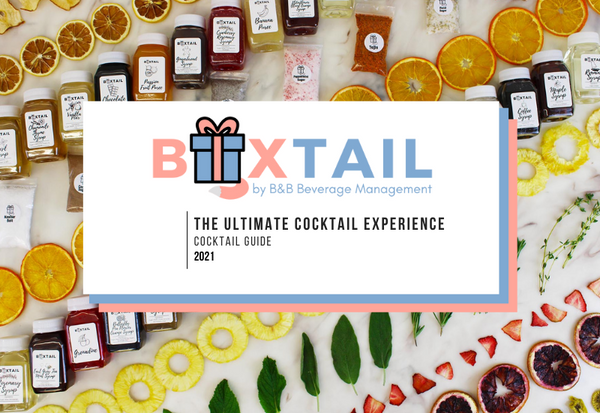 Boxtail Cocktail Guide