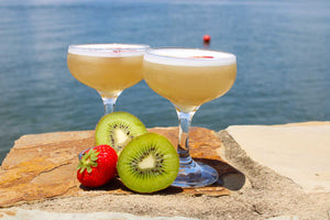 Strawberry Kiwi Daiquiri