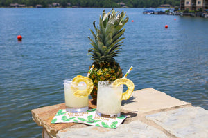 Pineapple Coconut Cooler (8 Cocktails)