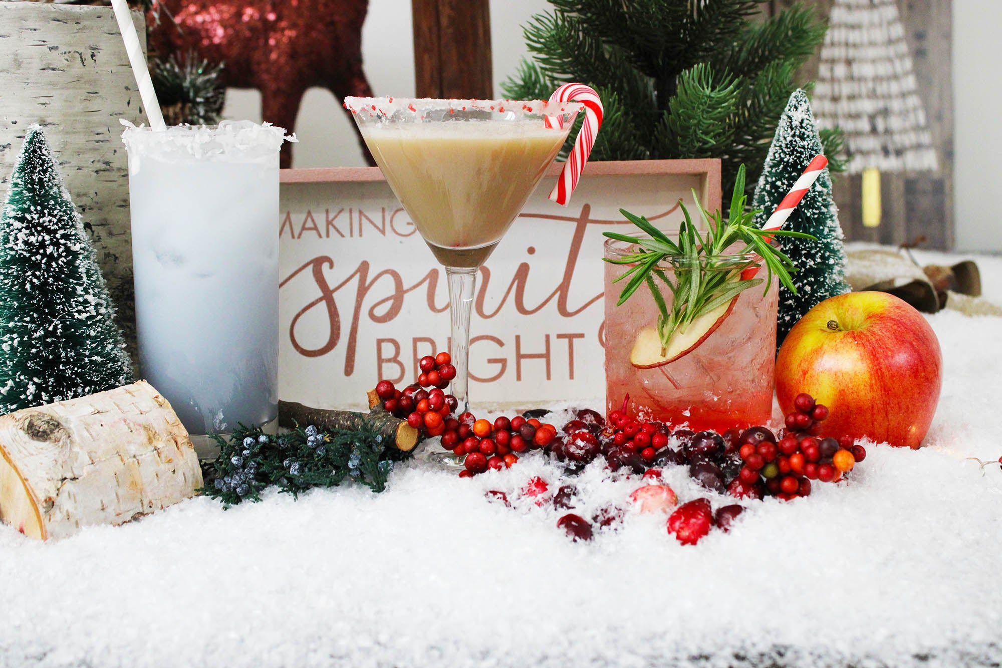 Making Spirits Bright Box (12 Cocktails)