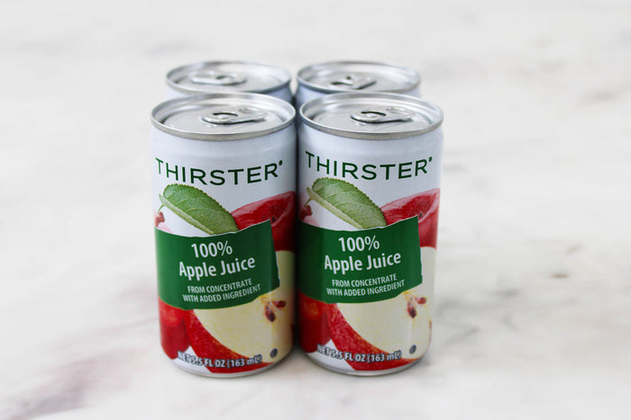 Apple Juice (4-pack)