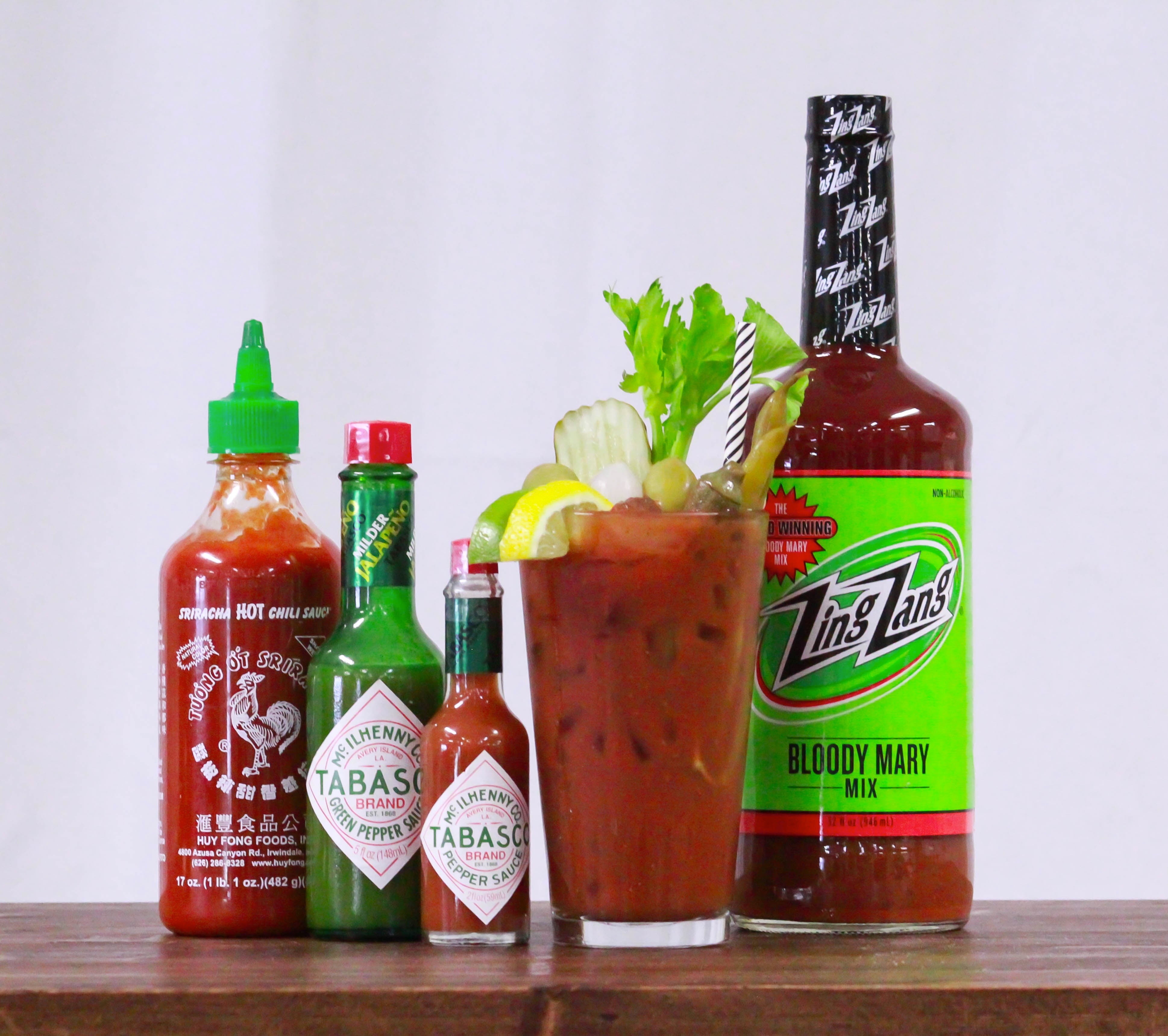 Bloody Mary (8 Cocktails)